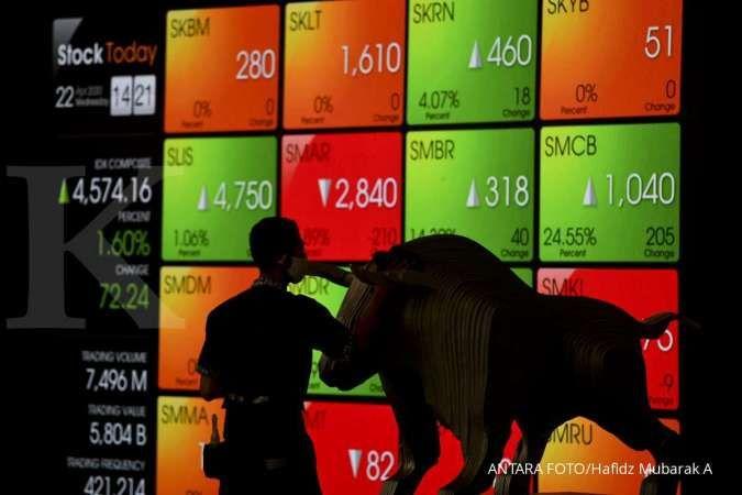 Tiga emiten catatkan cum dividen hari ini, Jumat (24/4), simak pergerakan sahamnya