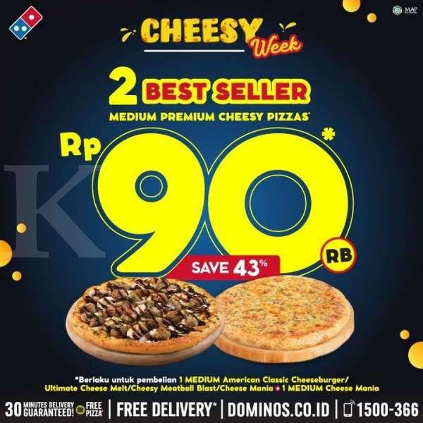 Promo Domino's Pizza