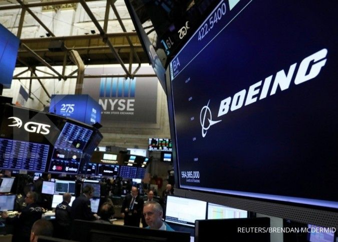 Boeing CEO does not want U.S. to take stake in company after coronavirus stimulus