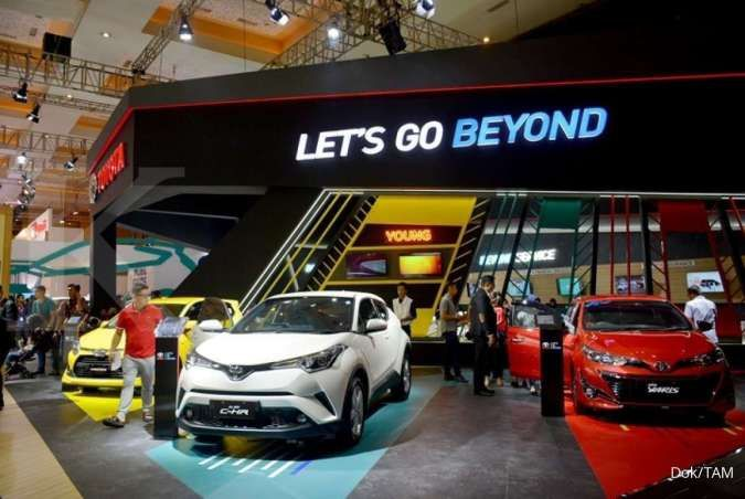 Pasar mobil masih lesu, Grup Astra pilih pertahankan pangsa pasar