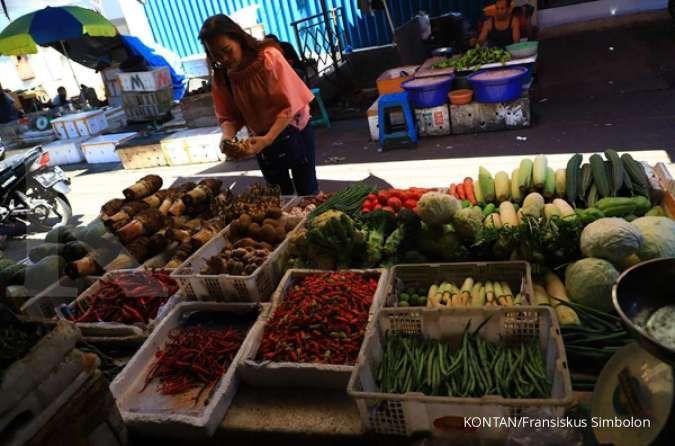 Ekonom Celios: PPN sembako berisiko mendorong inflasi pangan