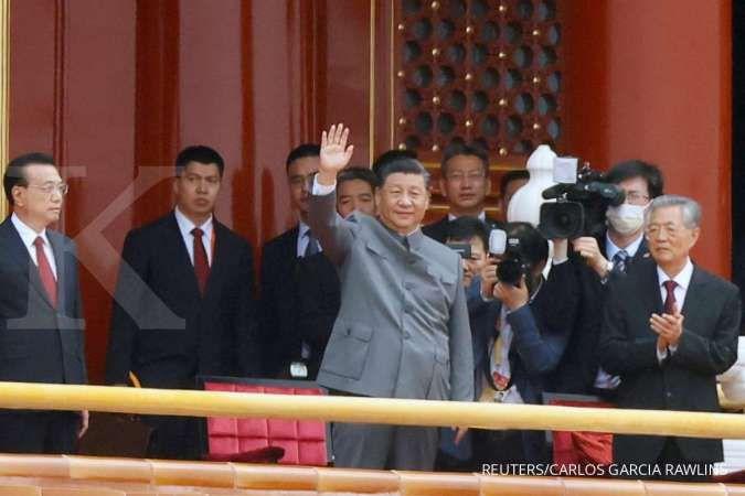 Xi Jinping kunjungi Tibet untuk pertama kalinya sebagai Presiden