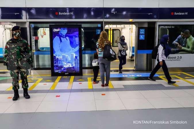 HUT Jakarta, MRT bagi hadiah voucher makan Rp 2 juta, ini syaratnya