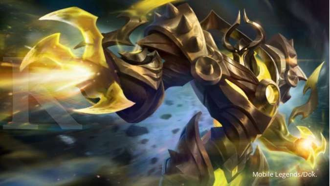 Sang hero tanker Uranus akhirnya kembali ke Mobile Legends setelah ditarik Moonton