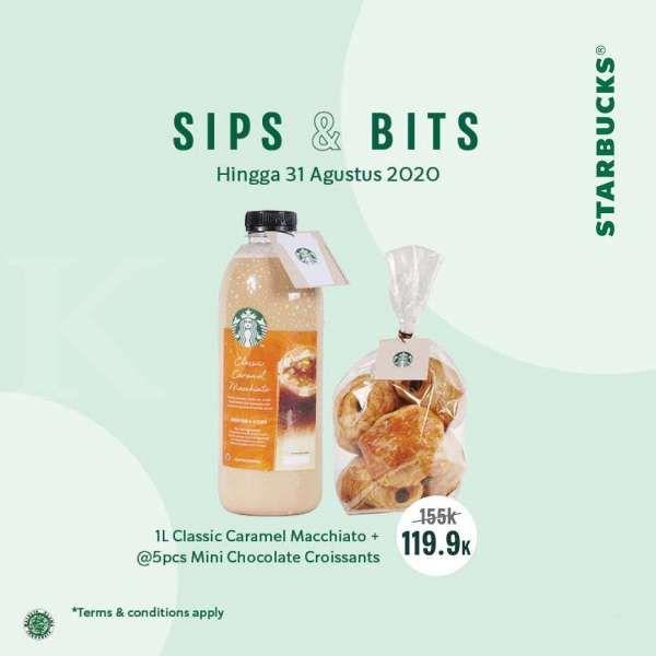 Promo Starbucks Agustus 2020