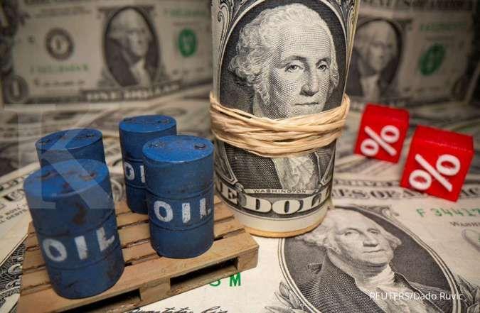 Harga minyak brent menuju level tertinggi tahun ini, berikut penyebabnya