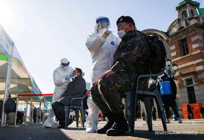Korea Selatan memperluas larangan pertemuan sosial secara nasional