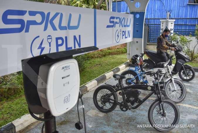 PLN hadirkan stasiun pengisian kendaraan listrik di Makassar