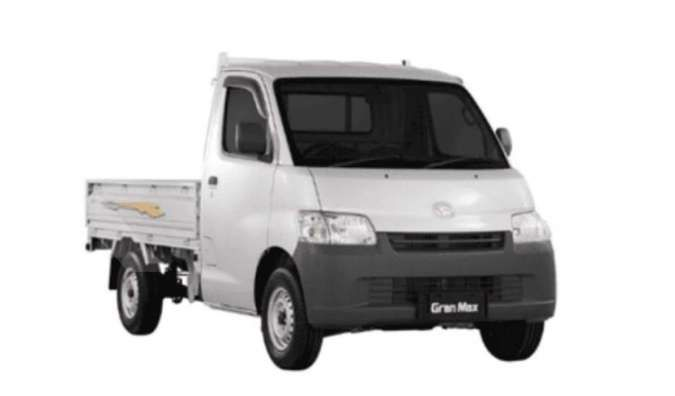 Harga mobil pick up bekas Daihatsu Gran Max
