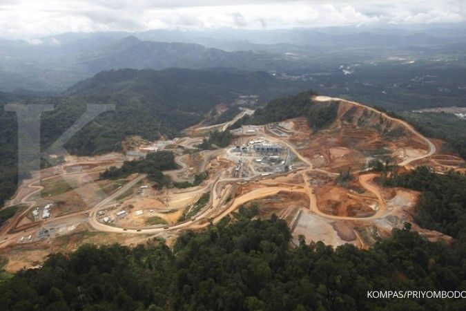 Usai akuisisi Martabe, Pamapersada Nusantara akan lakukan eksplorasi tambang emas