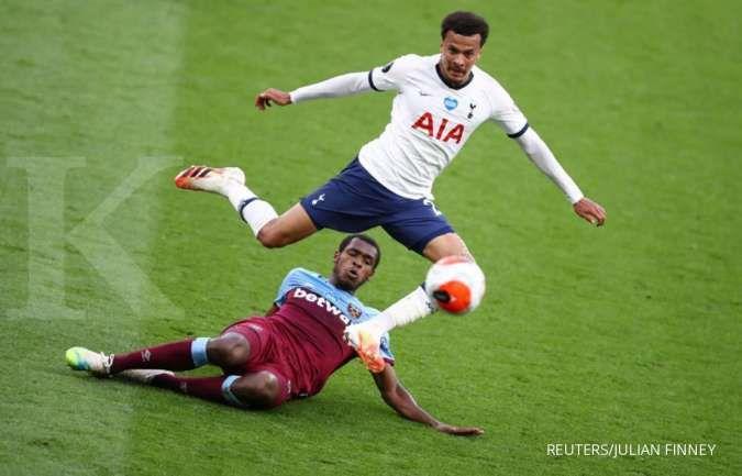 LIGA PREMIER INGGRIS: AFC Bournemouth tahan imbang 0-0 Tottenham Hotspur