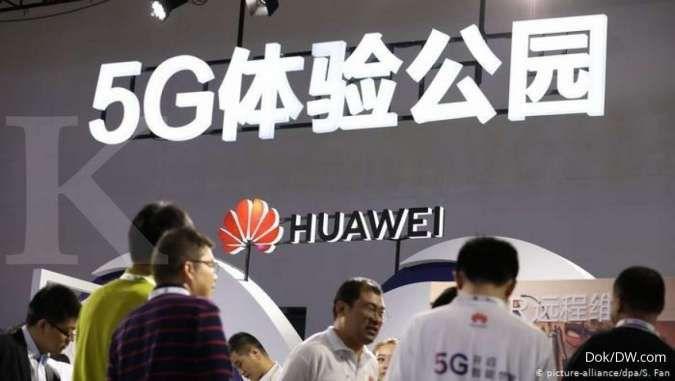 Huawei janjikan pembaharuan keamanan untuk smartphone androidnya