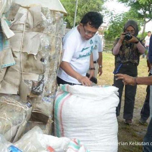 KKP Siapkan Pusat Daur Ulang di Wilayah Pesisir dan Pulau-pulau Kecil