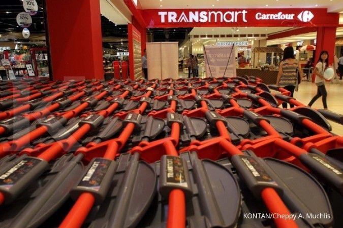Katalog promo Transmart Carrefour 11-15 September 2020, diskon weekday!