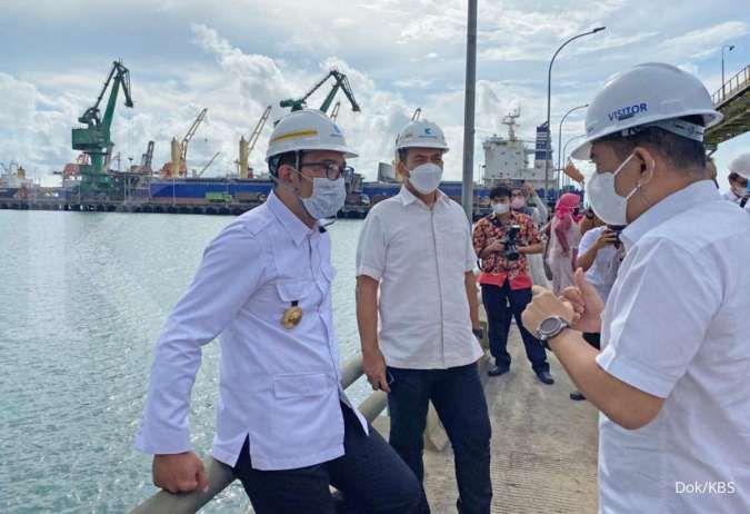 Perkuat sistem logistik di Jawa Barat, Ridwan Kamil gandeng anak usaha Krakatau Steel