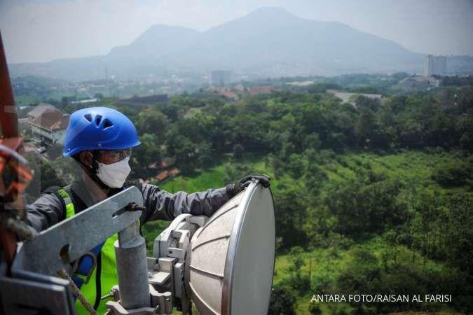 Jaringan XL Axiata siap mendukung program work from Bali