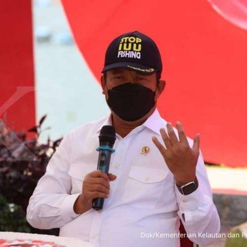 Peringati International Day For Fight Against IUU Fishing, Menteri Trenggono Ajak Negara Bersatu Berantas IUU Fishing