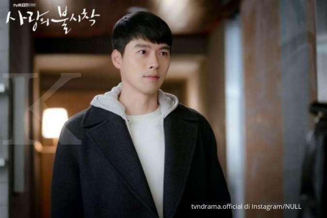Drakor Crash Landing On You, salah satu drama Korea terbaik sepanjang karier Hyun Bin.