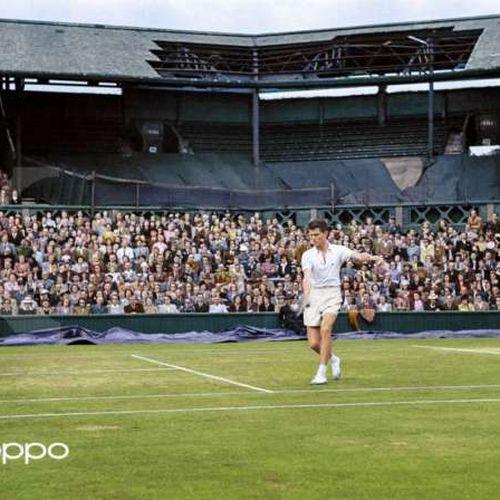 OPPO Warnai Dunia Tenis Dalam Rangka Memperingati Penyelenggaraan Turnamen Wimbledon