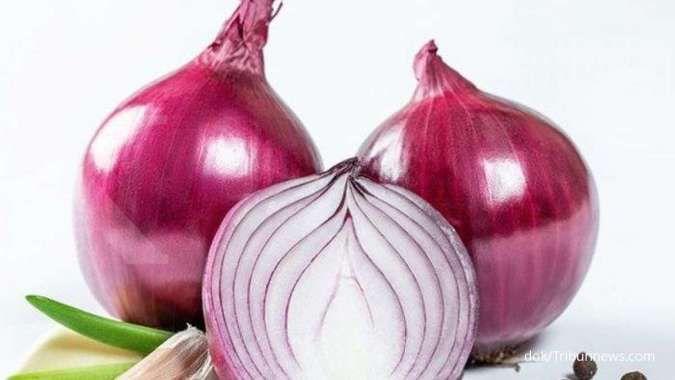 Salah satu makanan penyebab keputihan dan mengganggu kesehatan vagina adalah bawang merah.