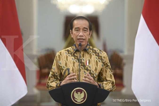 Jokowi yakin kalau 70% penduduk sudah divaksin, daya tular Covid-19 melambat