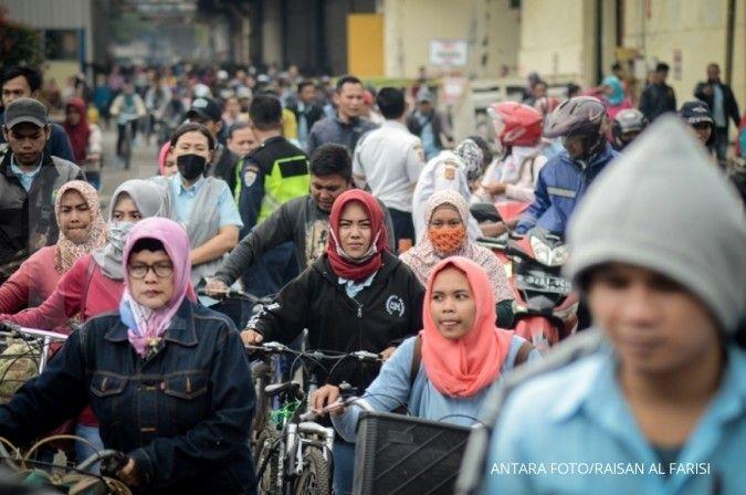 Ini besaran UMK di Jawa Barat tahun 2021