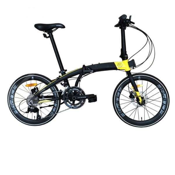 Harga sepeda lipat Element Ecosmo Z9 451 B2W dibanderol terjangkau