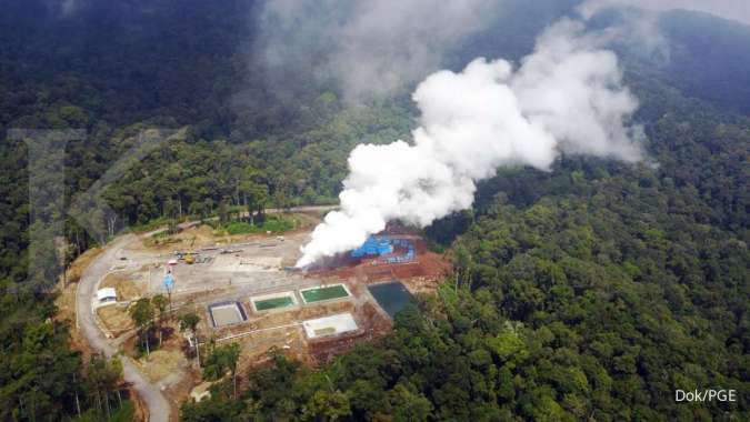 Ini 3 proyek PLTP yang digarap PLN Gas & Geothermal tahun 2021