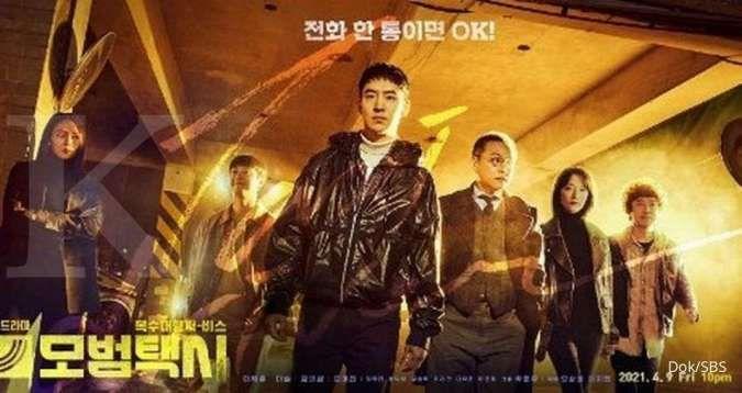 Drama Korea terbaru mendominasi, ini 7 drakor rating tertinggi di pekan keempat April