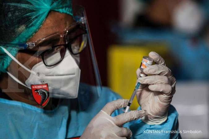 Vaksinasi Covid-19 Indonesia dosis kedua bertambah 195.690 pada Rabu (28/4)
