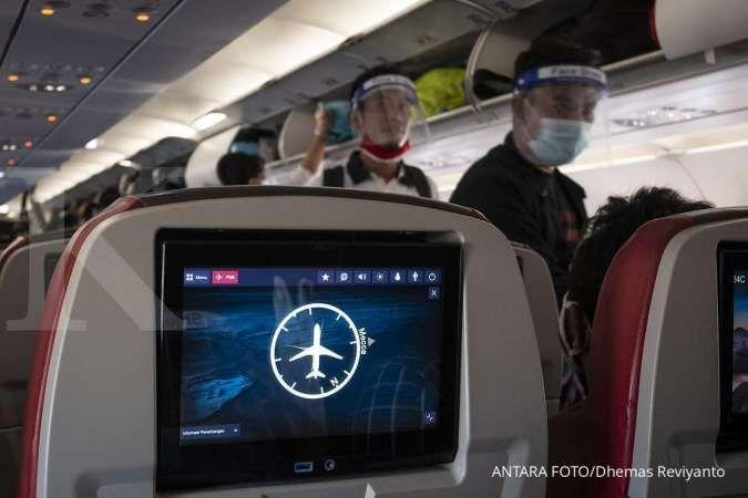 Lagi, dua penumpang pesawat Sriwijaya Air dari Jakarta ke Pontianak positif Covid-19