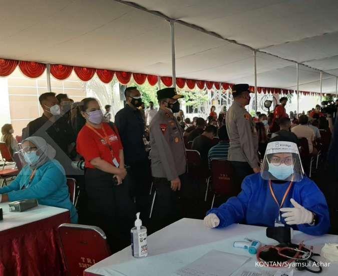 UPDATE corona di Jakarta, Kamis (5/8) positif 2.311, sembuh 2.759, meninggal 126