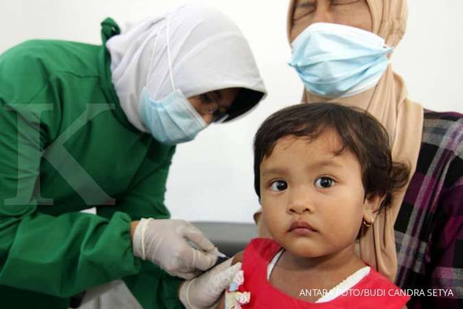 Imunisasi bisa mencegah 24 juta rumah tangga terjun ke jurang kemiskinan