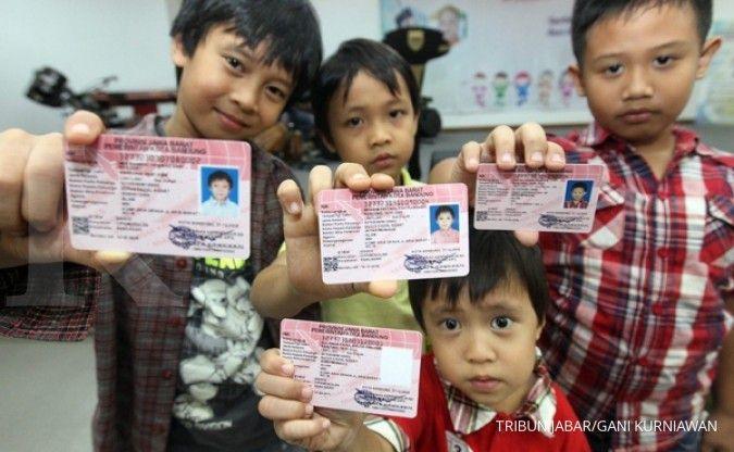 Cara mengurus Kartu Identitas Anak atau KTP Anak yang hilang