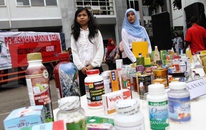 Kiat BPOM, cara memilih obat tradisional yang tepat agar tidak tertipu produk ilegal