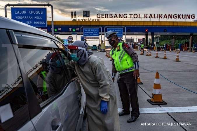 Peringatan! Ini sanksi bagi pengguna mobil dan motor yang masih nekat mudik