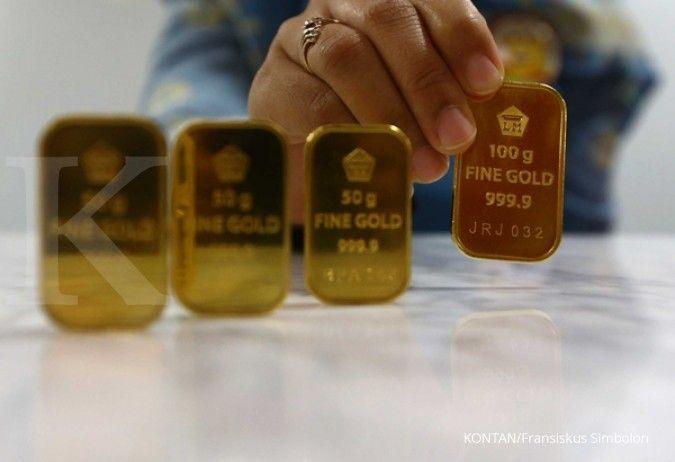 Mengkilap tahun ini, pamor emas justru berpotensi meredup pada tahun depan