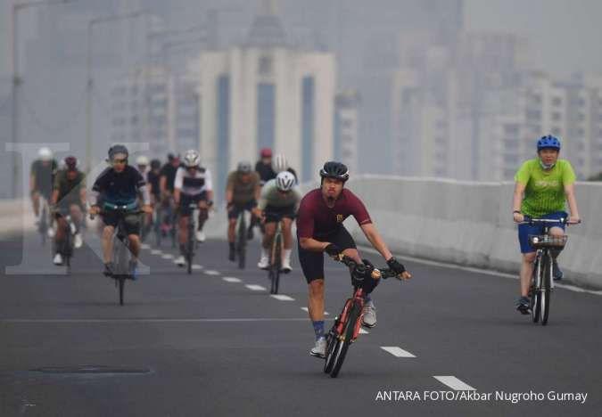 Komunitas Bike to Work: Pesepeda road bike boleh lintasi JLNT jelas diskriminatif