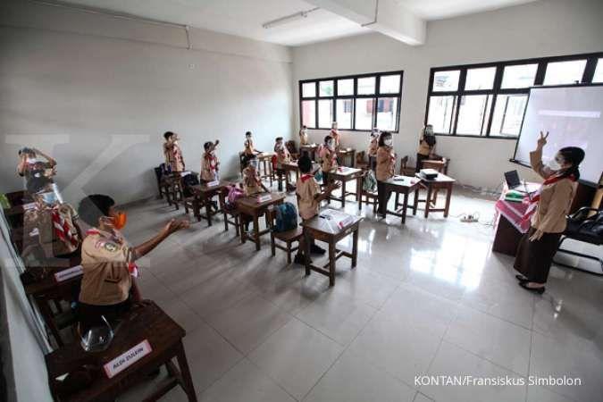 Sebelum sekolah tatap muka, sebaiknya anak divaksin terlebih dahulu