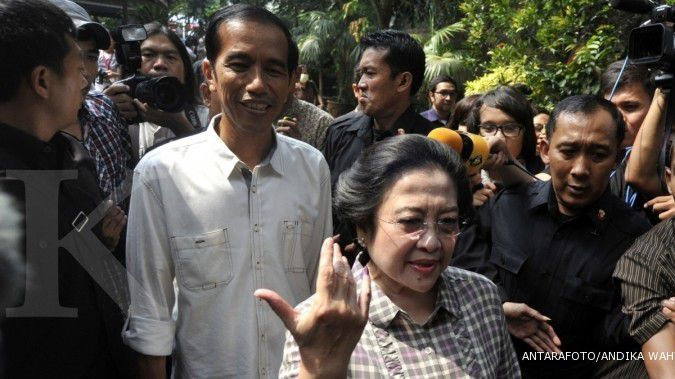Saat Megawati mengaku heran Jokowi dibilang keturunan China