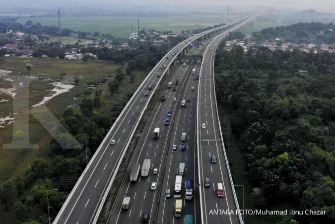 Catat, ini jadwal pemeliharaan jalan di Tol Jakarta-Cikampek mulai hari ini (12/6)
