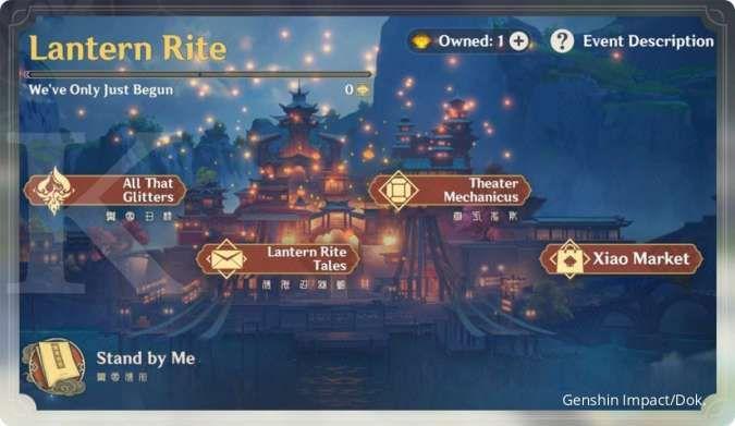 bug quest The Illumiscreen: II Genshin Impact