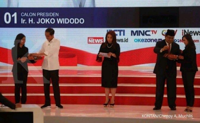 Prabowo menegaskan memiliki falsafah keadilan