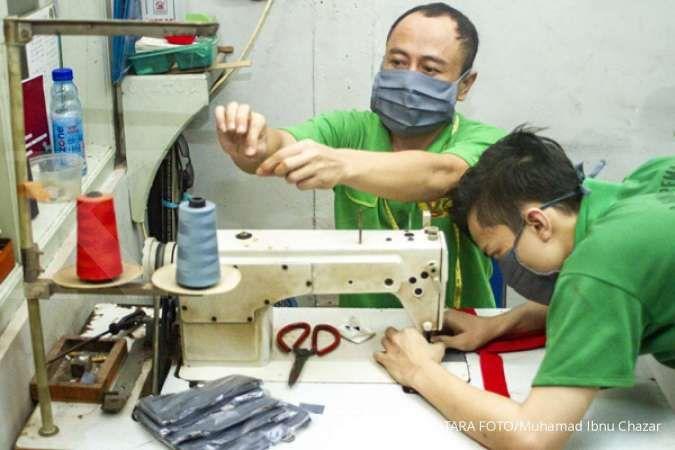 Ini jenis bahan yang direkomendasikan untuk membuat masker kain