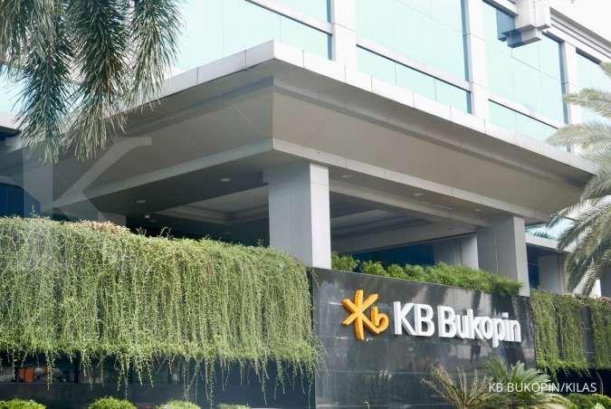 Bank KB Bukopin (BBKP) lakukan partial delisting, hapus saham Bosowa dan Kopkapindo