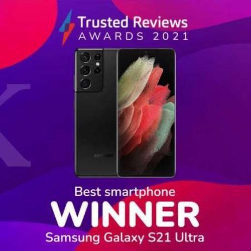 Trusted Review Awards: Galaxy S21 Ultra Menjadi Smartphone Terbaik 2021