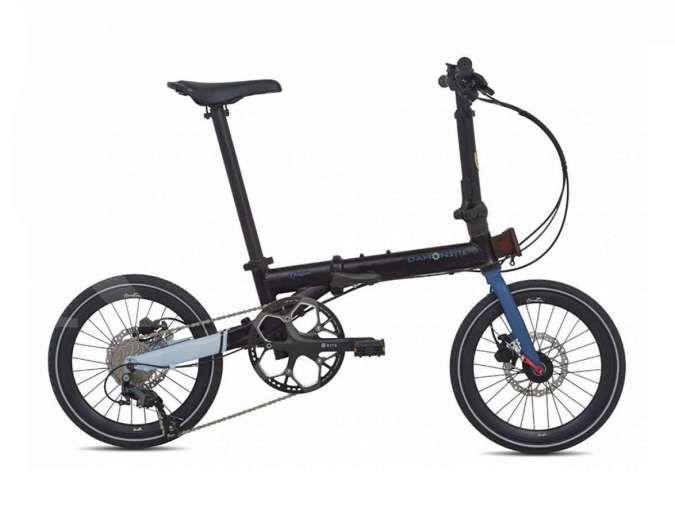 Punya performa tangguh! Harga sepeda lipat Dahon Syte Houston hemat di kantong