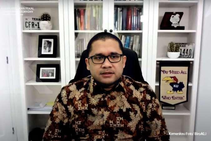 Kata kepala BKF Kemenkeu pasca IMF pangkas proyeksi pertumbuhan ekonomi Indonesia