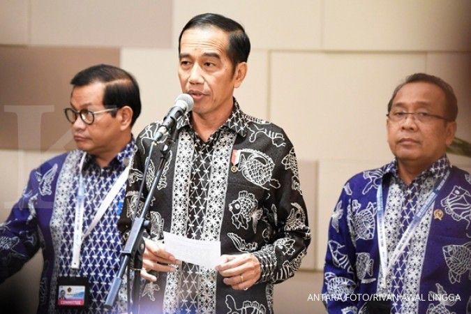 Jokowi: Waspada memasuki musim hujan mulai bulan ini