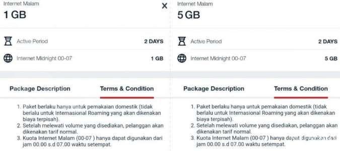 Daftar Harga Paket Internet Malam Telkomsel Terbaru Mulai Dari Rp 2 000